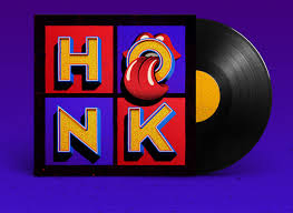 Tobias Hall / The <b>Rolling Stones</b> / <b>HONK</b> - News - Debut Art