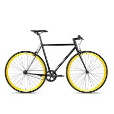 6KU <b>Fixed Gear</b> Single Speed Urban <b>Fixie</b> Complete <b>Bike</b> - 6KU <b>Bikes</b>