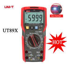 Профессиональный цифровой <b>мультиметр UNI</b>-<b>T</b> UT89X ...