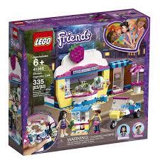 ≡ <b>Конструктор LEGO</b> Friends <b>Кондитерская</b> с кексами <b>Оливии</b> ...