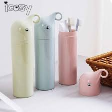 Icosy Multifuction Toothbrush Holder Bathroom Accessories ...