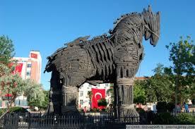 Resultado de imagen para Troya, Turquia