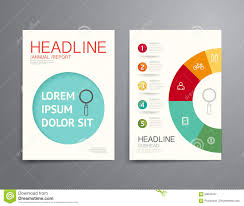 annual business report cover template modern material design business brochure flyer magazine cover design template vector royalty stock photography
