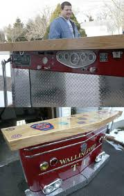 images about my firefighter maltese cross diy firefighter converts a decommission fire truck into a bar angie wimberly wimberly wimberly wimberly ballesteros i want this in our house