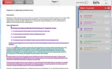 View  amp  Interpret the Originality Report   TurnItIn  for     the colored section you select to access the full originality report in the Turnitin interface