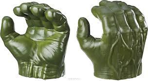 Avengers <b>Игрушка Кулаки Халка</b> — купить в интернет-магазине ...