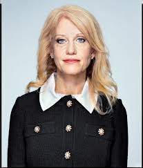 kellyanne conway is the real first lady of trump s america kellyanne conway is a star