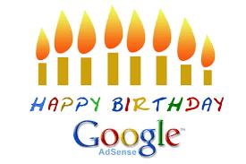 Risultati immagini per google birthday greetings