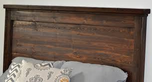 Diy Wood Headboard Ana White Reclaimed Wood Headboard Pottery Barn Mason Headboard
