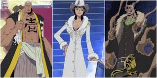 One Piece: Every Member Of <b>Baroque Works</b>, Ranked According To ...