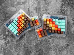 Online Shop Layered Acrylic Case for ergodone custom keyboard ...