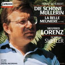 """Siegfried Lorenz und Norman Shetler: Etliche der Aufnahmen gibt es heute bei Berlin Classics. Meine liebste """"Winterreise"""": mit Eberhard Büchner und ... - 81V9glsTCIL"""