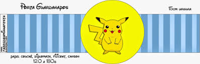 pokemon party printables and images oh my fiesta for geeks printable napkin rings