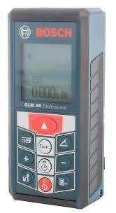 Лазерный <b>дальномер</b>-уклономер <b>Bosch GLM 80</b> 0.601.072.300 ...