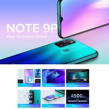 <b>Ulefone Note 9P</b>, <b>4GB</b>+64GB, 6.52 Inch Android 10 4G Smartphone ...