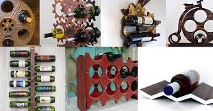 <b>21 Wine Racks</b> You Can Get On Etsy Right Now | VinePair