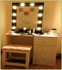 dressing table makeup mirror with lights charming makeup table mirror lights