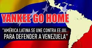 Resultado de imagen de Yankes go home Venezuela