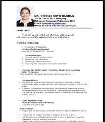 Cover Letter Examples For Job Resumecover Letter Format For Resume     happytom co