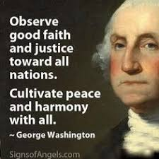 George Washington Quotes on Pinterest | Founding Fathers Quotes ... via Relatably.com