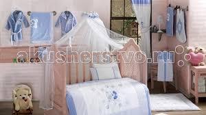 <b>Балдахин</b> для кроватки <b>Kidboo Panda</b> - Акушерство.Ru