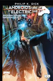 comics crossover science fiction gets inked up litreactor do androids dream of electric sheep