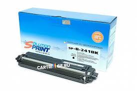 <b>Картридж</b> Sprint SP-B-<b>TN</b>-<b>241Bk</b> для <b>Brother</b> совместимый