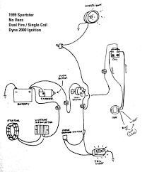 dyna ignition coils wiring diagram nilza net on simple electrical wiring diagrams for motorcycles