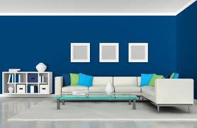 fashionable blue living room blue office decor
