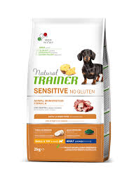 Sensitive No Gluten Mini Adult with Duck | <b>Natural Trainer</b>