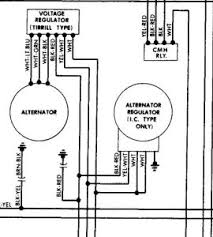 1983 toyota tercel electrical trouble shooting electrical problem here is a diagram of the alternator circuits for both circuits