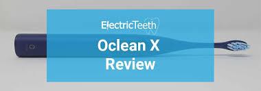 <b>Oclean X</b> Review - Electric Teeth UK