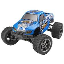 Buy WLtoys 12402 <b>1/12 4WD</b> Monster Truck - <b>Electric</b> RC Car ...