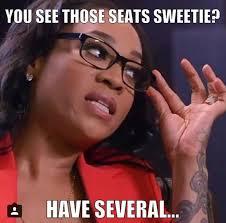several seats mimi meme | Humour | Pinterest | Meme, Hip hop and News via Relatably.com