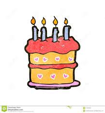 Image result for cartoon birthday cake