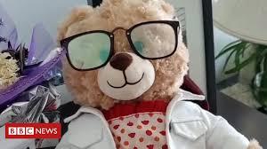 Mara Soriano: Stolen <b>teddy bear</b> with dying mum's message found ...