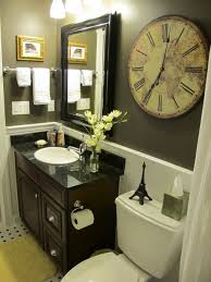 small bathroom clock: new small full bath remodel  new small full bath remodel