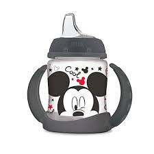 Buy NUK <b>Disney Learner Cup</b> with Silicone Spout, Mickey Mouse, 5 ...