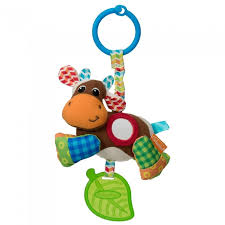 Подвесная <b>игрушка Infantino Коровка</b> - Акушерство.Ru