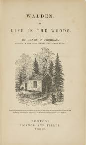 henry david thoreau civil disobedience and the walden years 1845 1849