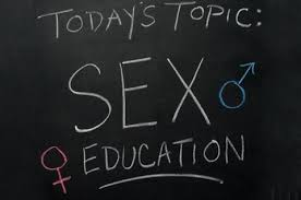 sex education should be taught in school  my evernote