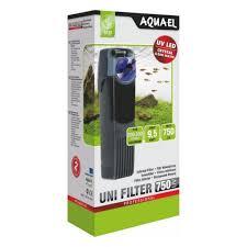 Внутренний <b>фильтр</b> со стерилизатором <b>AQUAEL UNI FILTER</b> UV ...