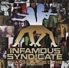 Changing the Game album by Infamous Syndicate