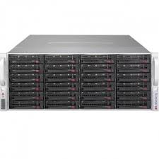 <b>Корпус серверный SuperMicro</b> CSE-847BE1C-R1K28LPB 4U ...