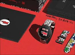 <b>Xiaomi</b> unveils the <b>Watch Color</b> x Keith Haring Special Edition ...