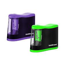 <b>Точилка электрическая ErichKrause</b>® <b>Compact</b> с контейнером ...