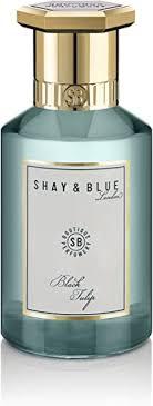 <b>SHAY & BLUE</b> Natural Spray Fragrance <b>Black</b> Tulip with Creamy ...