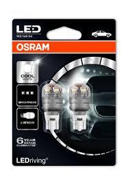 Комплект LED <b>ламп OSRAM</b> LEDRIVING 9213CW-02B ≠ <b>W16W</b>