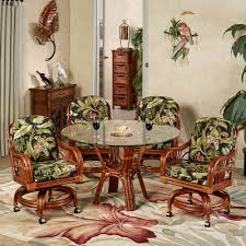 tropical dining room furniture  c