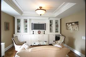 simplistic design interior of narrow living room ideas with tan color wall paint schemes and white amusing white room